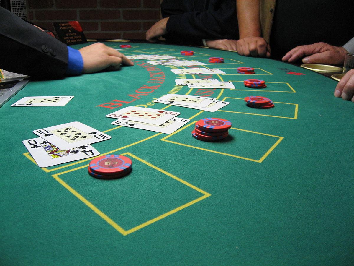 Blackjack gevangenis